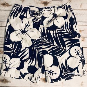 Gap Men's Hawaiian Board Shorts / Swim Trunks